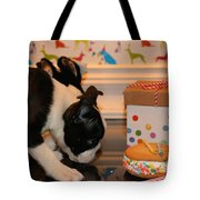 Puppy Party Tote Bag