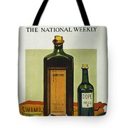 Pure Food Act, 1912 Tote Bag