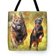 Pure Joy Tote Bag by David Stribbling
