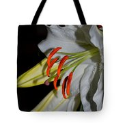 Pure Lily Tote Bag