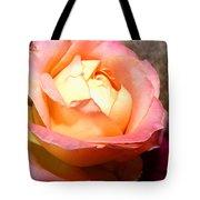 Pure Peachy Tote Bag