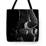 Purely Desire Tote Bag