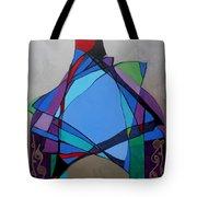 Purim Feast Of Lots Tote Bag by Marlene Burns