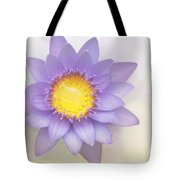 Purity And Grace Tote Bag