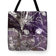 Purity Is Passion Tote Bag