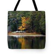 Purity Lake Tote Bag