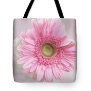 Purity Of The Heart Tote Bag