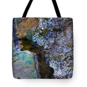 Purl Of A Brook 1 - Featured 3 Tote Bag