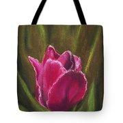 Purple Beauty Tote Bag