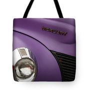 Purple Bomb Tote Bag