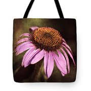 Purple Cone Flower II Tote Bag