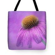 Purple Coneflower - Echinacea Purpura Tote Bag
