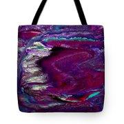 Purple Craze Tote Bag
