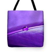 Purple Daydream Tote Bag