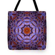 Purple Design 2 Tote Bag