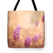 Purple Dreamy Tote Bag