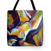 Purple Dusk Tote Bag