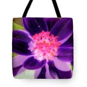 Purple Flower - Photopower 257 Tote Bag