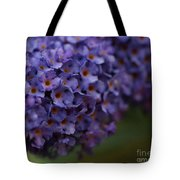 Purple Flowers 1 Tote Bag
