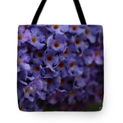 Purple Flowers 2 Tote Bag