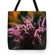 Purple Fountain Grass Fantasy Tote Bag