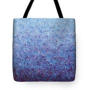 Purple Gradient Tote Bag