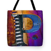 Purple Infusion Tote Bag