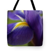 Purple Iris 8 Tote Bag