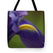 Purple Iris 9 Tote Bag