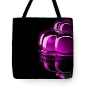 Purple Jelly Tote Bag