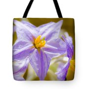 Purple Life II Tote Bag
