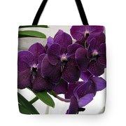 Purple Me Not Tote Bag