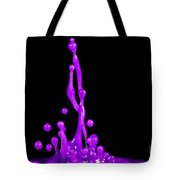 Purple Nurple Tote Bag