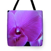 Purple Orchid 7 Tote Bag