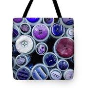 Purple Palate Tote Bag