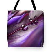 Purple Paradise Tote Bag