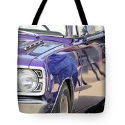 Purple Passion Classic Tote Bag