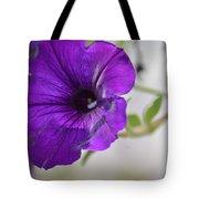Purple Petunia 2013 Tote Bag