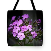 Purple Philox Tote Bag