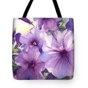 Purple Profusion Tote Bag