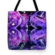 Purple Rutabagas Reflect  Tote Bag