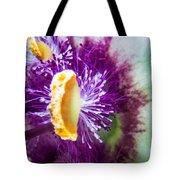 Purple Surprise Tote Bag