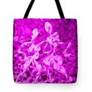 Purple Tango Tote Bag