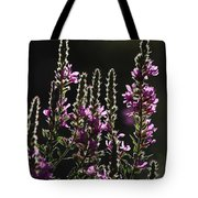 Purple Wild Flowers - 2 Tote Bag