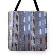 Purple Windows Tote Bag