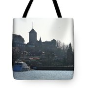 Pursuing The History Tote Bag