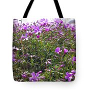 Puryple Tote Bag