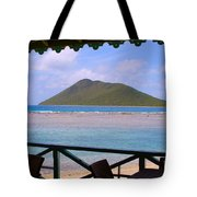 Pussers Marina Cay Tote Bag