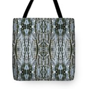 Pussy Willow Design Tote Bag