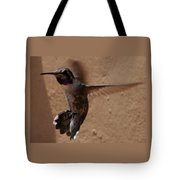 Put On The Brakes Tote Bag